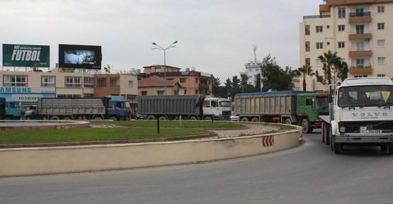 KTEZO GAZİMAĞUSA EYLEM - 06.02.2013