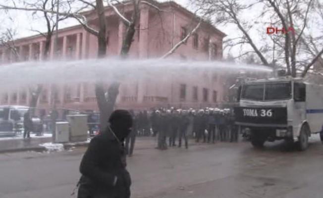 CHP'li vekiller yaralandı...