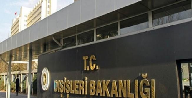Ankara'dan sert tepki...