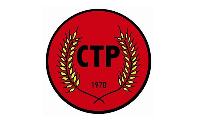 CTP, hükümeti girişim yapmaya çağırdı.