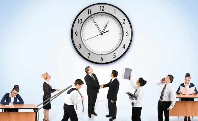 Mesai saatleri şimdilik değişmiyor...