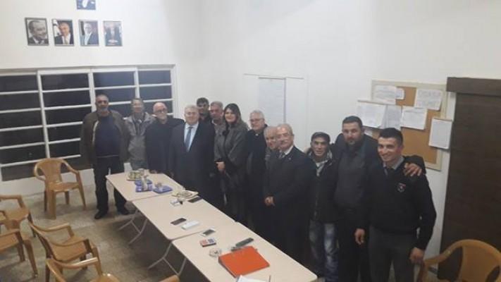 TKP Yeni Güçlerin örgütlenme çalışmaları sürüyor