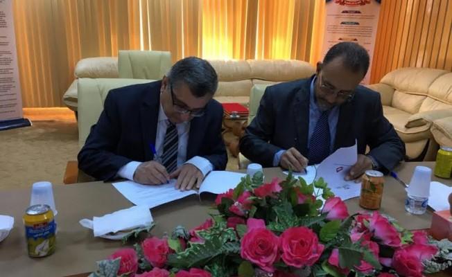 UFÜ, Misurata Üniversitesi ile işbirliği yapacak...