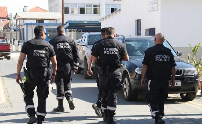 KKTC'den geçtiği iddia edilen 7 mülteci yakalandı