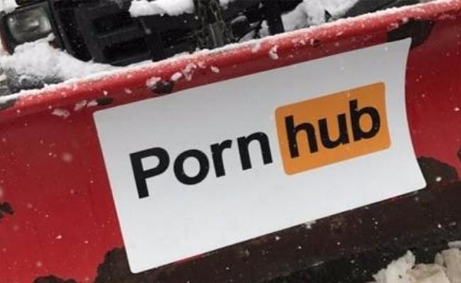 Ünlü porno sitesi kar temizleyecek