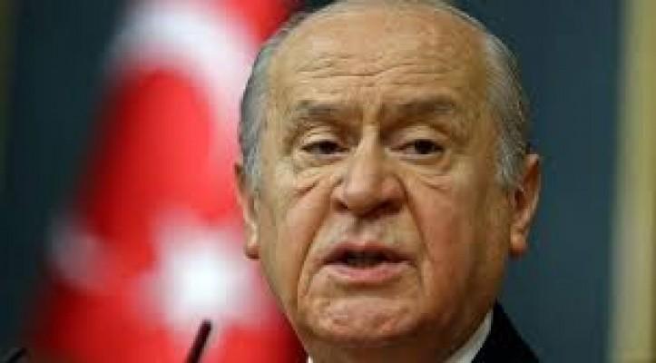 Bahçeli: AKP'ye şükranlarımı sunuyorum