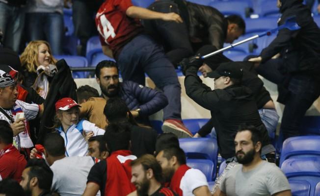 Beşiktaş ve Lyon'a 1 yıl men cezası