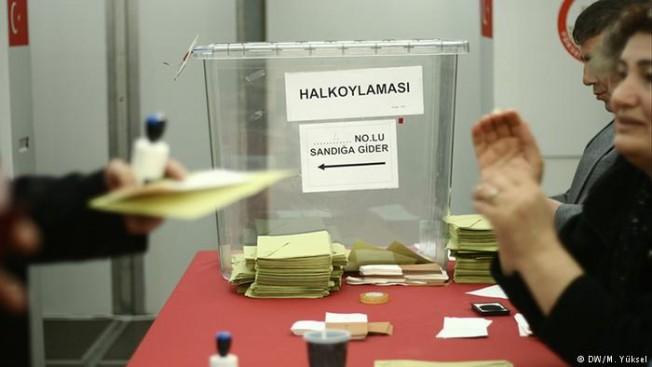 KKTC dışındaki yurt dışı oylar da belli oldu