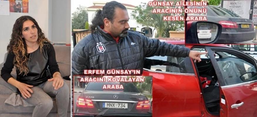 Larnaka'da Kıbrıslı Türk aileye taciz...