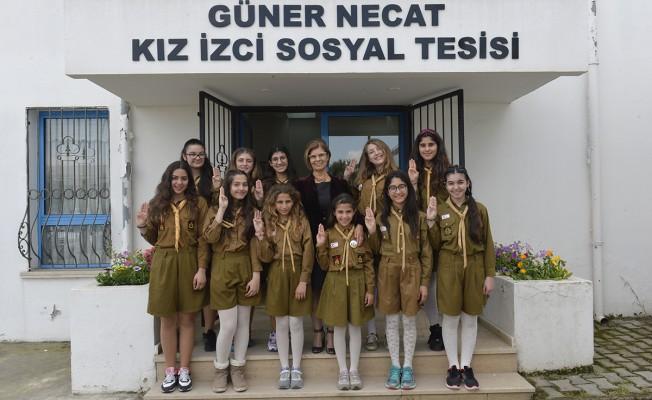 Nejat Kız İzci Tesisleri'nin açılışı yapıldı