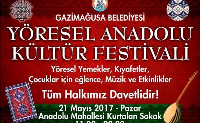 Anadolu Kültür Festivali Yarın