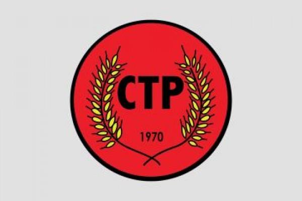 CTP'den istifalar devam ediyor