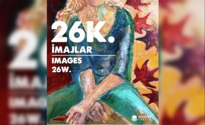 """Refik Bozkurt 'un, """"26 K"""" sergisi yarın açılıyor"""