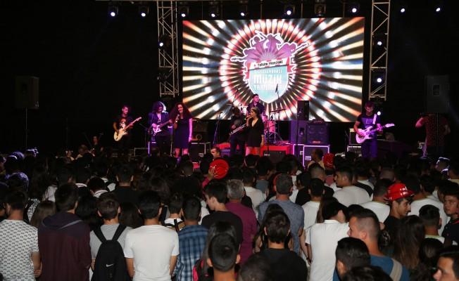 Telsim Freezone Liselerarası Müzik Yarışması yapılıyor