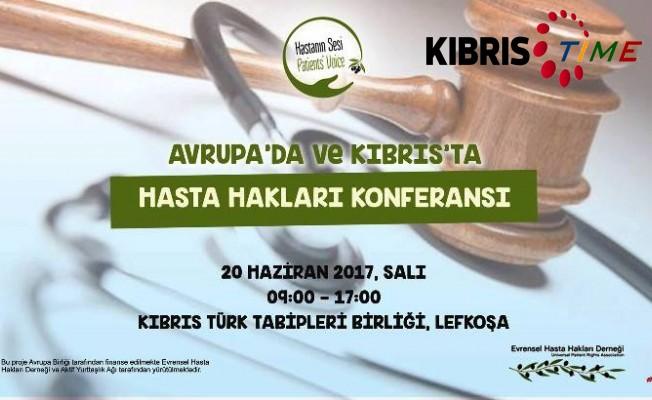 """""""Avrupa'da ve Kıbrıs'ta Hasta hakları"""""""