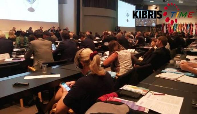 Çiftçiler Birliği, Dünya Çiftçiler Birliği Genel Kurul Toplantısı'nda temsil ediliyor.
