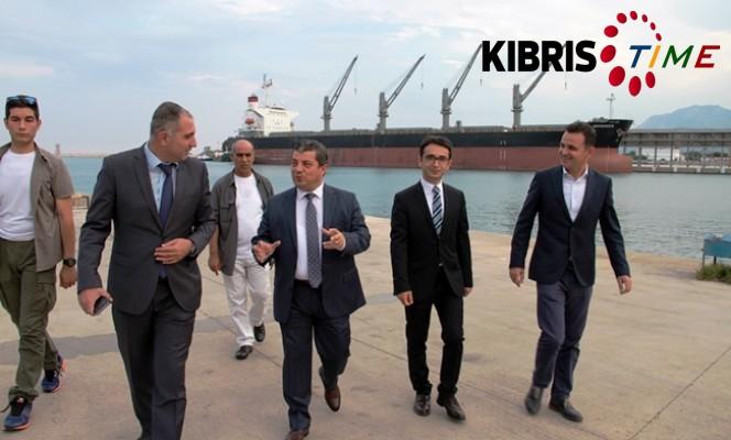 Dürüst Antalya'da temaslarda bulundu