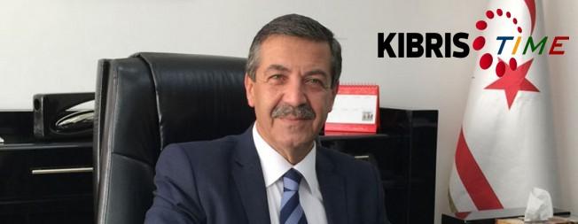 Ertuğruloğlu Ankara'da temaslarda...