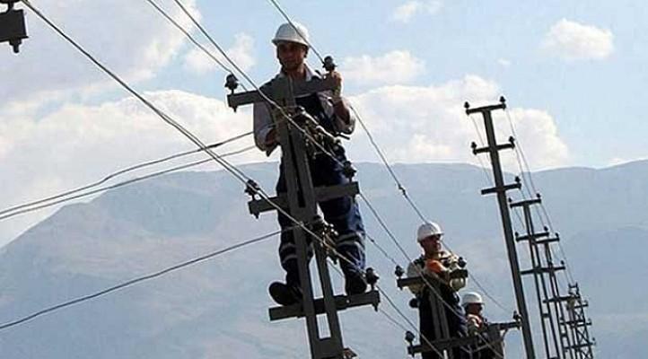 Gazimağusa'da 6.5 saatlik elektrik kesintisi
