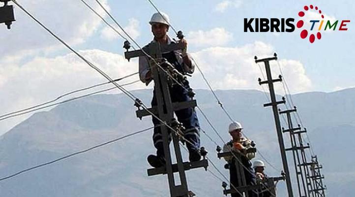 Gaziveren'de elektrik kesintisi