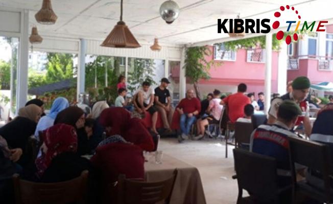 Güney Kıbrıs'a gitmeye çalışan 62 Suriyeli Antalya'da yakalandı