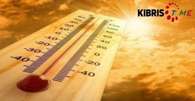 Hava sıcaklığı 36 derece