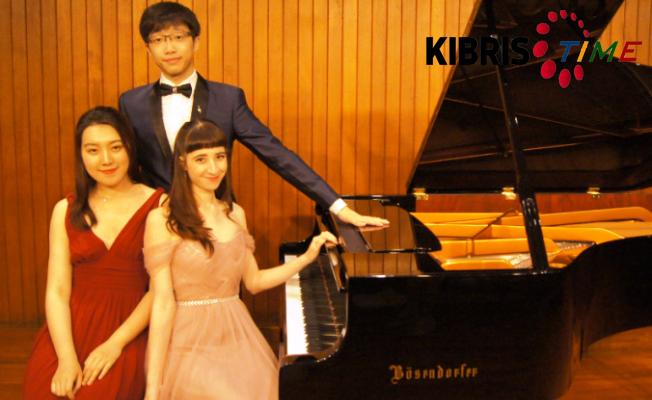 Kıbrıslı sanatçıdan Honk Kong'da konser