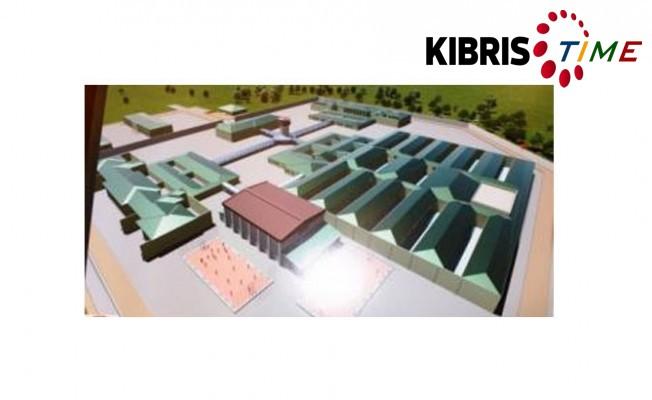 KKTC'ye yeni cezaevi