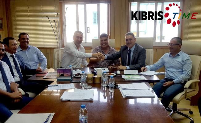 Koop-Bank'da toplu sözleşme imzalandı...