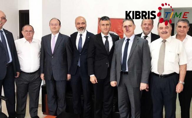 K.T. Bankalar Birliği'nde yeni dönem...
