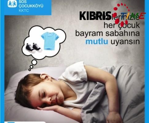 SOS Çocukköyü'nden fitre bağış duyurusu
