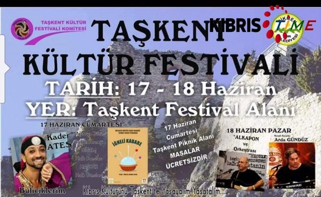 Taşkent Kültür Festivali yarın başlıyor