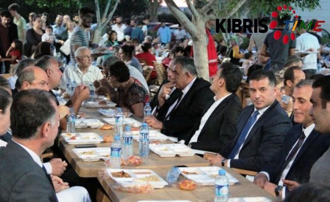 UBP'liler iftar yemeğinde buluştu