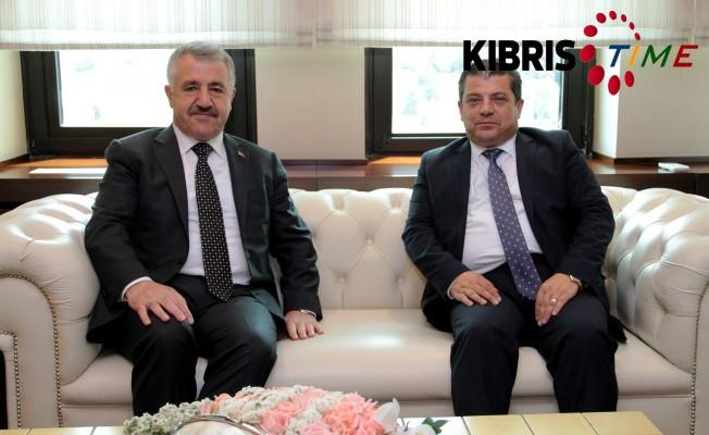 """""""Ulaştırma ve haberleşme sektörüne 117 milyon lira kaynak ayırdık"""""""