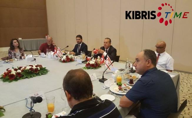 """""""Antalya'dan KKTC'ye turist gelecek..."""""""