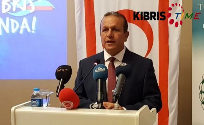 Ataoğlu: KKTC'nin sesini duyurmaya devam edeceğiz