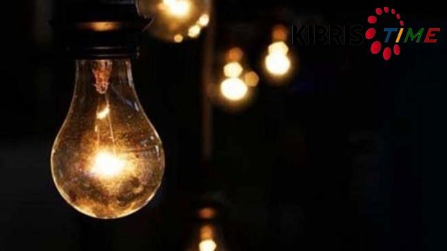 Bazı bölgelere elektrik enerjisi verilemeyecek