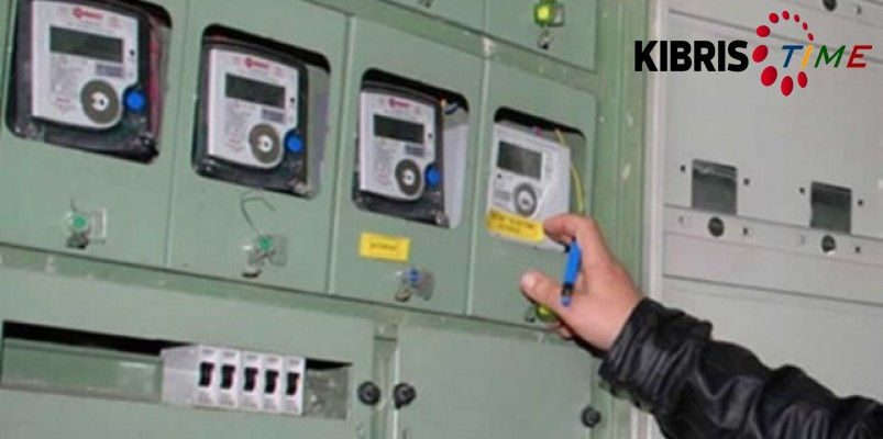 Bu da elektrik hırsızlığı...