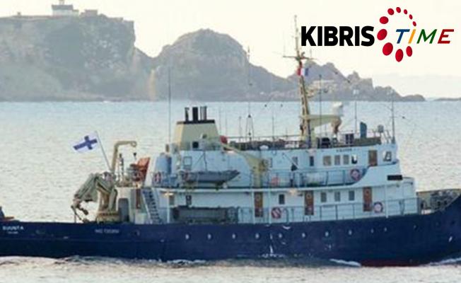 C-Star Gemisi gönderiliyor