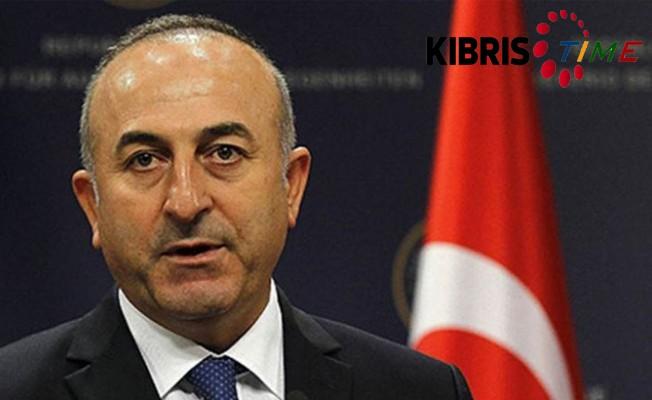 Çavuşoğlu, yarın KKTC'ye geliyor