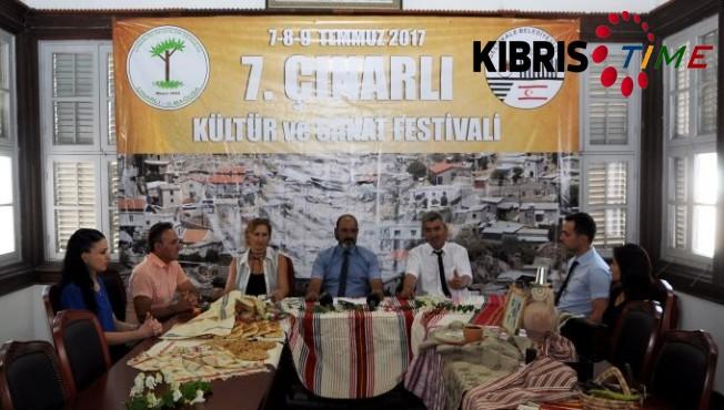 Çınarlı Festivali, cuma günü başlıyor
