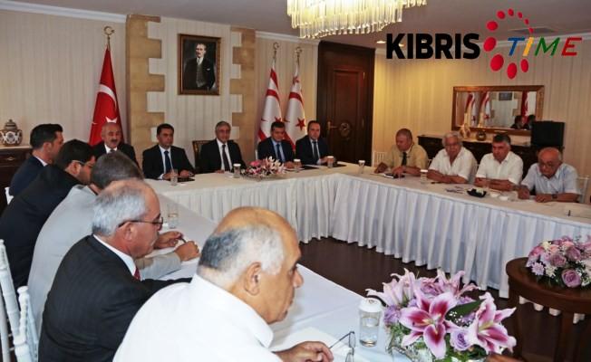 Cumhurbaşkanı değerlendirme toplantılarına devam ediyor