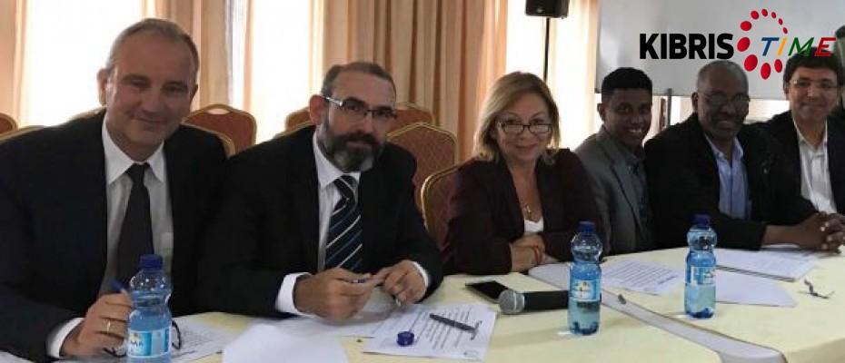DAÜ ile Etiyopya METEC arasında anlaşma imzalandı