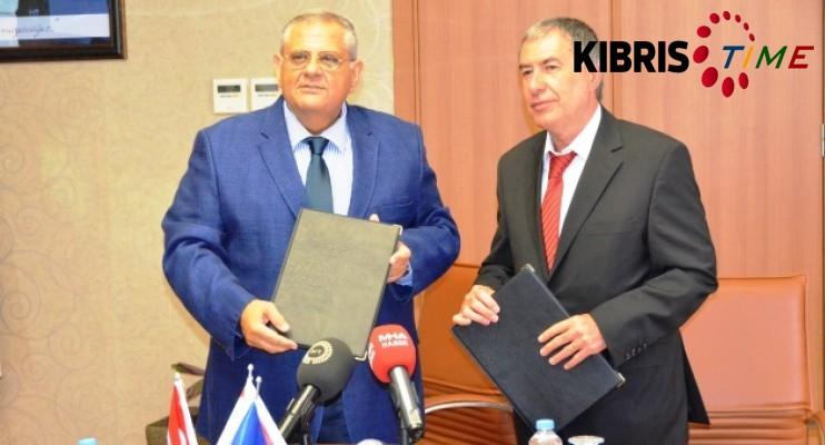 DAÜ ile Kamu Hizmeti Komisyonu arasında protokol