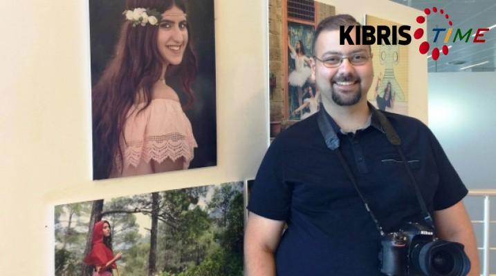 Ercan'da bu ay Gökberk'in sergisi yer alıyor