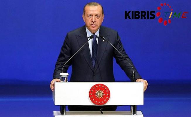 Erdoğan: Akdeniz'de büyük fırsat kaçırıldı
