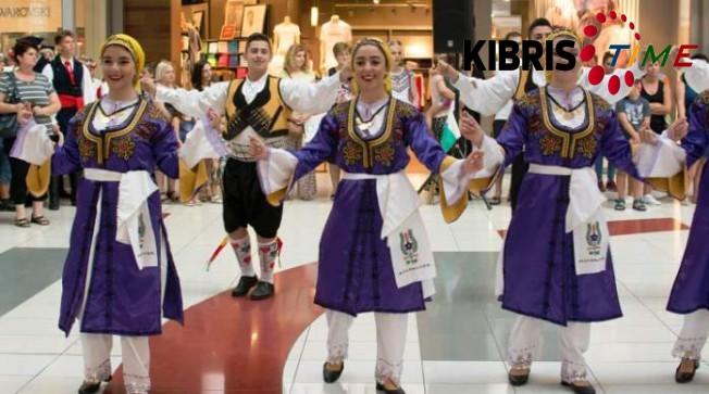 FOGEM Grubu Karadağ'da festivale katıldı