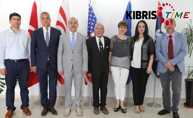 GAÜ-Gümüşhane Üniversitesi arasında işbirliği...