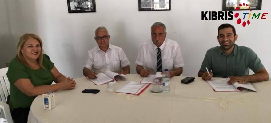Girne Belediyesi ile DEV-İŞ arasında toplu sözleşme