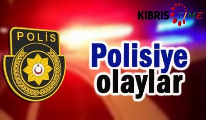Girne Limanı'nda uyuşturucu ile yakalandı
